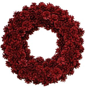 red-pinecone-wreath