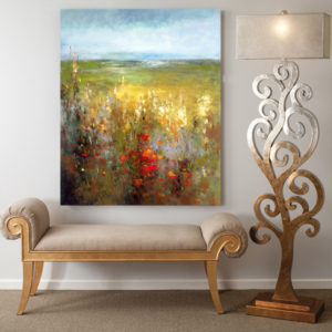 Tree of Life Swirl Floor Lamp
