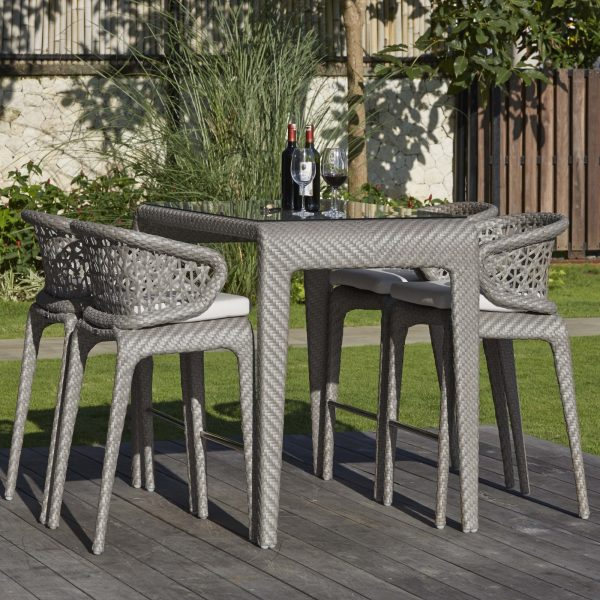 Journey Outdoor Bar Table Set