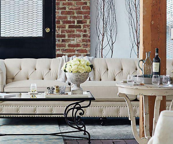 Bernhardt London Club Collection Sofa Katzberry Home Decor