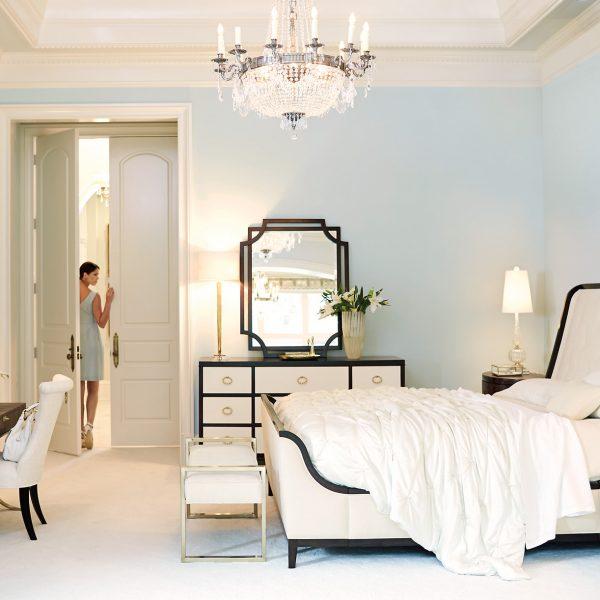 Upholstered Tufted Bed Platform Bed Frame Queen Headboard Linen Upholstered Tufted Bedroom