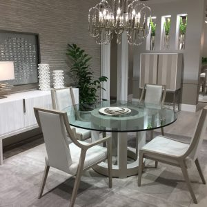 round glass top table 48 inch quick view axiom round glass top table browse modern style furniture today