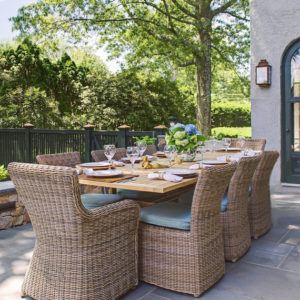 Sag Harbor 9 piece dining set