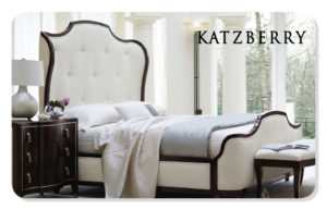 White Bed eCard Katzberry