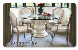 Roman Table eCard Katzberry