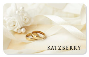 Wedding eCard with wedding rings
