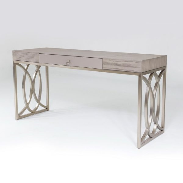 Holborn desk angled