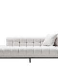 Sophia White Lounge Sofa