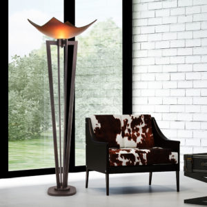 Mojave Sunset Floor Lamp