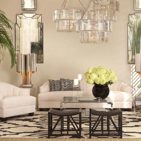 Polaris Channeled Sofa set