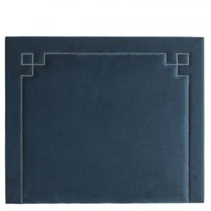 Roche Blue Headboard