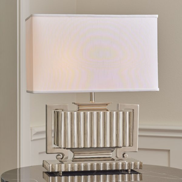 Fluted Urn Table lamp