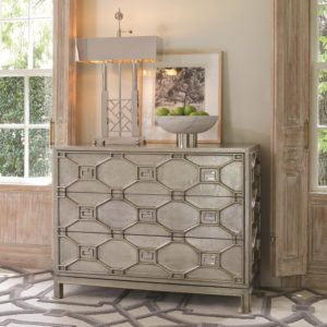 Greenbrier Chest in Nickel finish