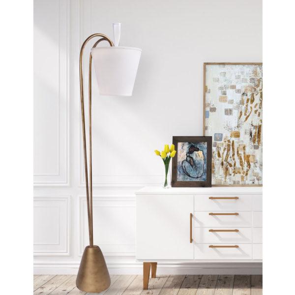Chic Modern Floor Lamp