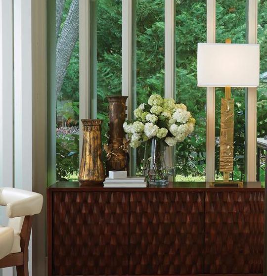 Pimlico Table Lamp in Brass