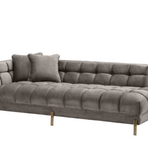 Chandler Grey Lounge Sofa