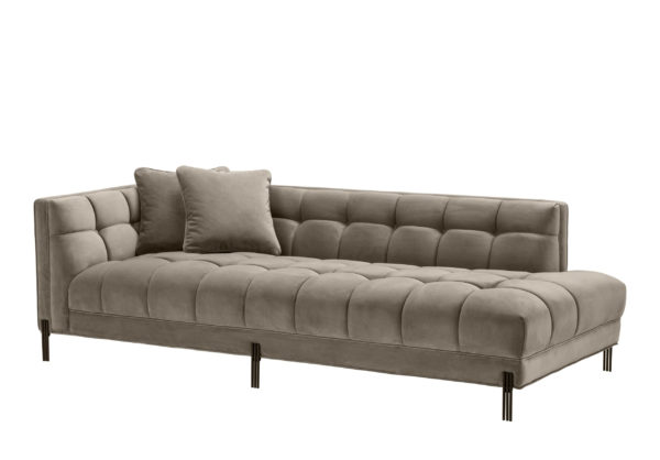 Chandler Lounge Sofa in Latte