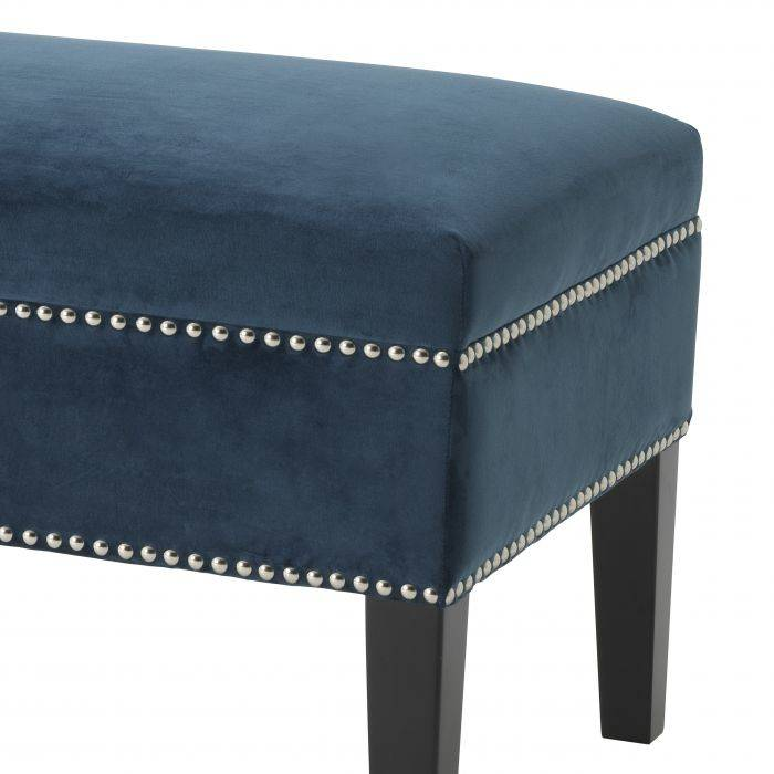 Roche Blue Bench closeup