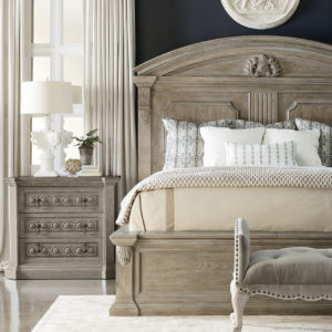 Acanthus Chamber Bed