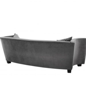 Granite sofa back view