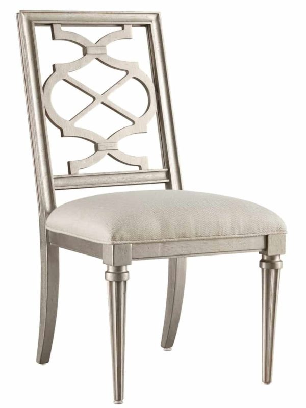 Blake side chair angled front