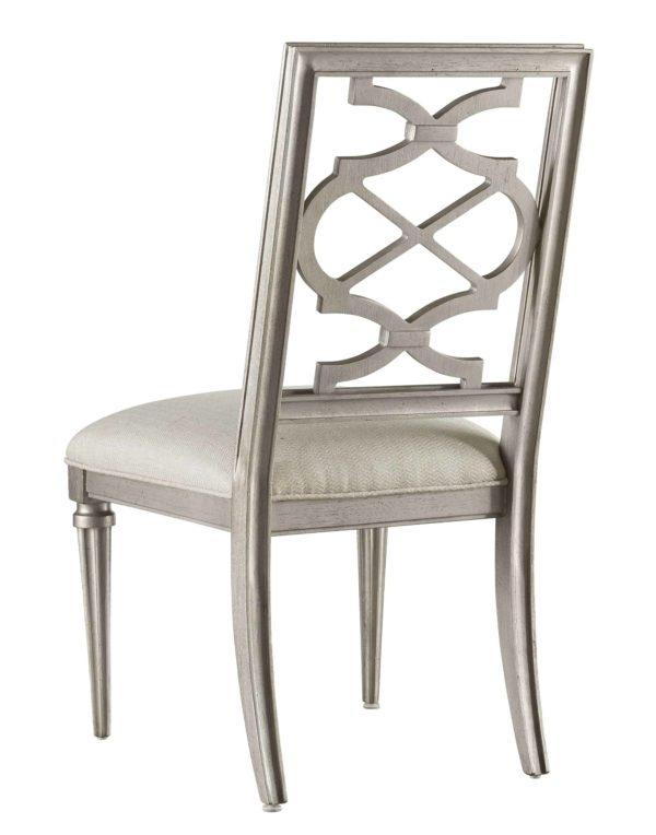 Blake side chair backside
