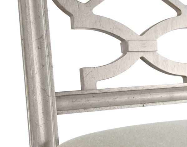 Blake side chair closeup