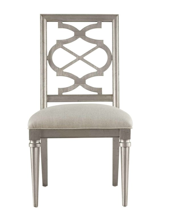 Blake side chair front view