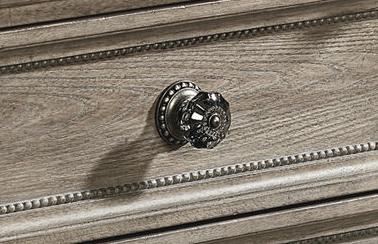 Grayson dresser hardware pull closeup