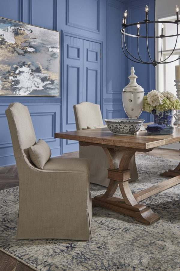 Pebble dining chair set