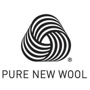 Pure New Wool Logo