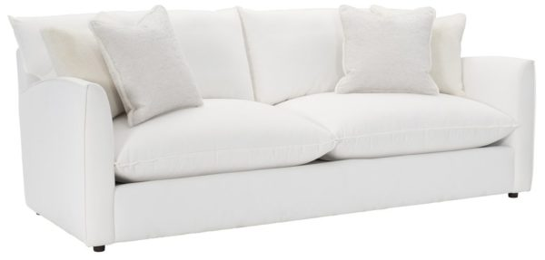 Sophie sofa angled side view