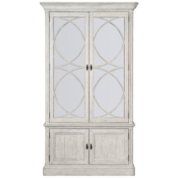 Mirabella storage cabinet front view