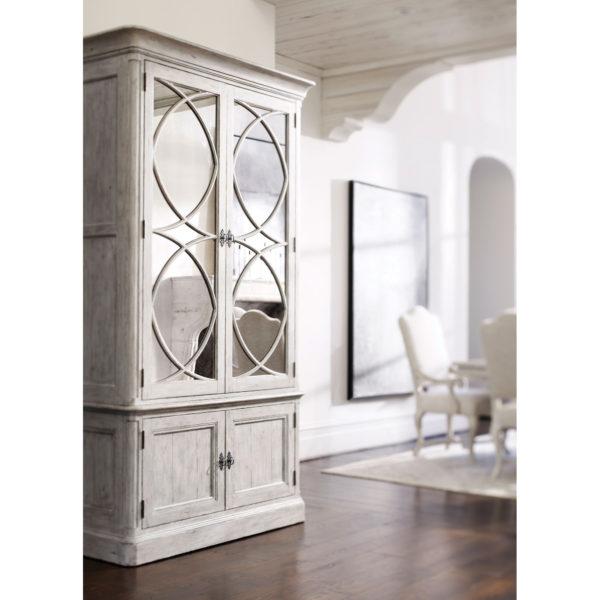 Mirabella storage cabinet lifestyle