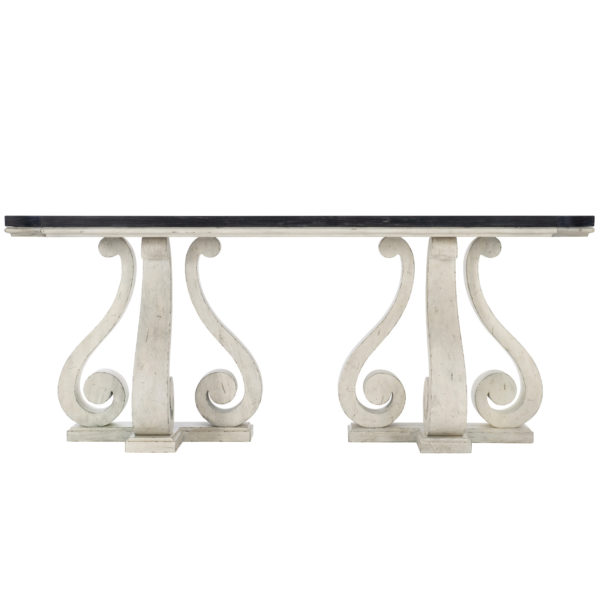 Mirabella Console Table Front view