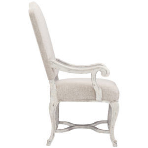 Mirabella Dining arm Chair side view