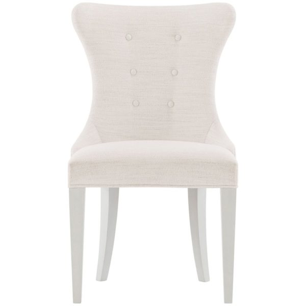 Silhouettte Front chair ivory