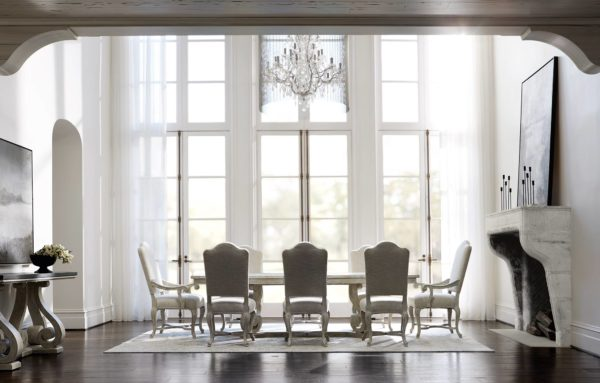 Mirabella Dining table lifestyle