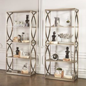 Holborn Etagere double lifestyle view