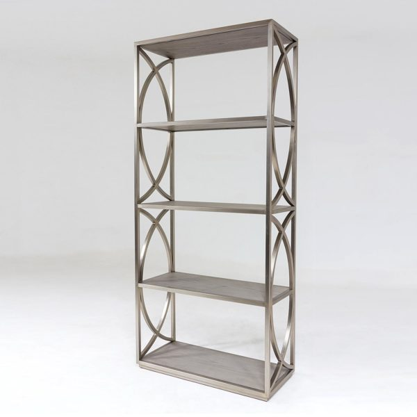 Holborn Etagere front angle view