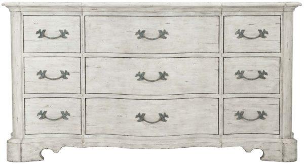 Mirabella middle drawer closeup